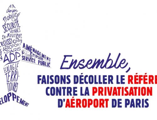 NON aux privatisations: ADP, barrages hydrauliques, autoroutes…  Le vendredi 11 octobre 2019  à 18h30,  Amphithéâtre de  LA BOURSE DU TRAVAIL à TARBES  avec Michel Jallamion